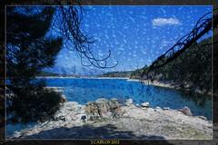 --EMBALSE DE LA JAROSA-- (((((((-charly-)))))) Tags: paisajes canon atardecer panoramicas imagenes texturas pueblos guadarrama encantos jarosa 450d vosplusbellesphotos travelsofhomerodyssey