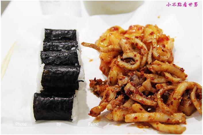 충무김밥忠武飯捲
