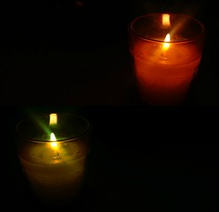 Lighting (Isa_Montes) Tags: lighting light collage candle practice simple edit