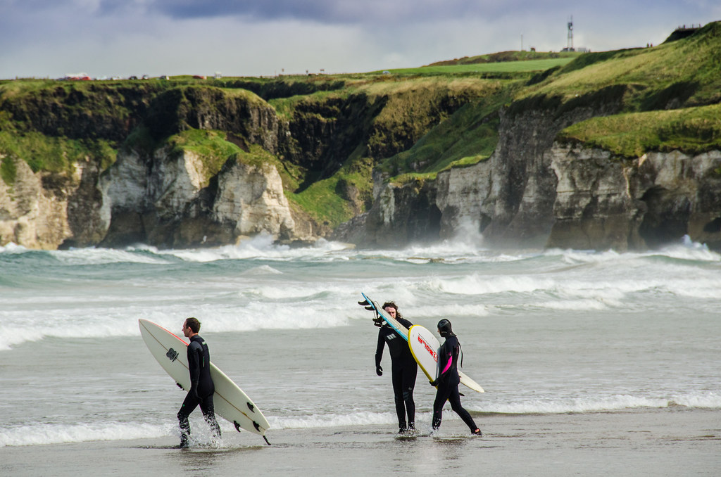 Portrush/Whiterocks - MJD Allen Photos