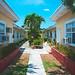 South Beach Courtyard