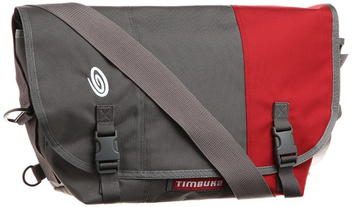 天霸 Timbuk2 Classic Messenger Bag经典斜跨邮差包
