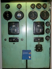 Some sort of control panel / gauges (Will S.) Tags: toronto ontario canada equipment mypics gauges controlpanel gooderhamandworts gooderhamworts thedistillerydistrict