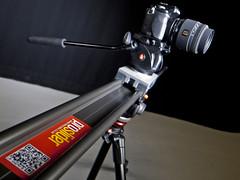 GH2 Setup (fujinliow) Tags: camera panasonic equipment rig slider dolly m43 gh2 sigmamacro sigma50mmf28 sigma50mmf28macro mirrorless videomaking mirrorlesscamera videoslider dmcgh2 panasonicgh2 gh2micro