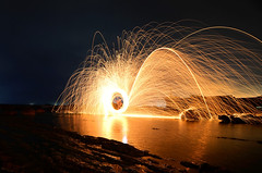 Sparks (Explore) (ryklin) Tags: ocean light color beach colors clouds nikon colorful artistic scenic taiwan sparks keelung odc ourdailychallenge