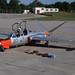 Silver Swallows aerobatic team - Irish Air Corps Fouga Magister