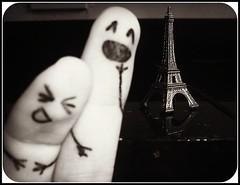 Best Friend Fingers