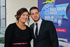 Keith Duffy and Sinead Murphy pictured at the launch of The Tall Ship Races 2012