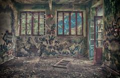 Berritxu (neguetxea) Tags: balneario abandonado
