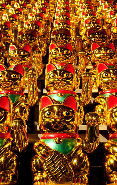 THE ARMY OF LUCK 幸運軍隊