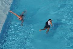 """training"" for the Olympics,Addis Ababa Ethiopia,25May12 (Pervez 183A) Tags: pools ethiopia swimmers addisababa sheratonhotel"