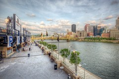 PNC Park and the Pittsburgh skyline from the Bowtie Bar HDR (Dave DiCello) Tags: beautiful skyline photoshop nikon pittsburgh tripod usxtower christmastree northshore bluehour nikkor hdr highdynamicrange pncpark pittsburghpirates cs4 steelcity photomatix beautifulcities yinzer cityofbridges tonemapped theburgh pittsburgher colorefex cs5 ussteelbuilding beautifulskyline d700 thecityofbridges pittsburghphotography davedicello pittsburghcityofbridges steelscapes beautifulcitiesatnight hdrexposed picturesofpittsburgh cityofbridgesphotography