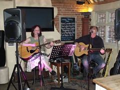 DSCF0059 (Last Hussar) Tags: livemusic blues guesswork