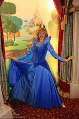 DLP April 2012 - Meeting the Princesses in the Princess Pavilion
