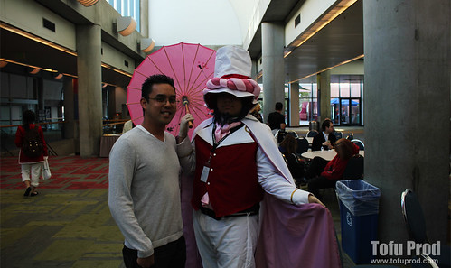 Jamelle at Fanime 2012