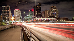 Cahill Expressway light trails (StephEvaPhoto) Tags: city longexposure sydney australia newsouthwales canoneos observatoryhill 50d sigma1750mmf28exdcos