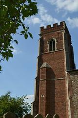DSC_2371 (ArchD40 aka The Indecisive Moment) Tags: brick church gothic a1 cambridgeshire anglican a1m diddington nikond3100