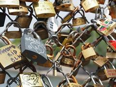 Locks (1) (sjayem) Tags: bridge paris padlocks pontdesarts