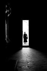 Into the Tum (Adamina Lisiecka) Tags: light bw church contrast dark cool doors iglesia poland nun porte uncool église wroclaw monja puertas katedra kosciol drzwi cool2 clarooscuro cool5 cool3 cool6 cool4 ténébreux ostrowtumski zakonnica cool7 uncool2 cool8 iceboxcool
