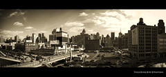Manhattan Pano