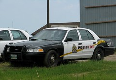 Old police cars (mrchristian) Tags: