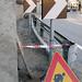 2005 - Lavori al marciapiede in via Garibaldi