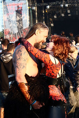The Lovers (Stfan) Tags: music france festival rock metal lovers hellfest clisson lastfm:event=1988406