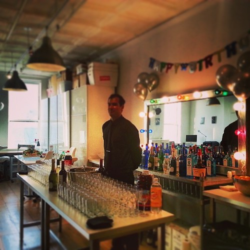 #birthday #nycloft #fullbar #mixologynyc