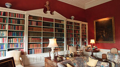 A Library of One's Own 9717 [explored] (Thorbard) Tags: art painting book furniture interior library atmosphere books statelyhome nationaltrust bookshelves berkshire interiordesign countryhouse basildonpark englanduk canonefs1585mmf3556isusm