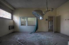 Light of Life and Death (Stokaz) Tags: life light urban ex hospital death dc decay sigma exploration 1020 hdr ue urbex hsm