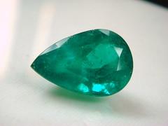 Emerald (maheep14) Tags: hk macro green love canon hongkong shiny treasure natural stones jewelry pebbles jewellery precious pear jewels emerald gem