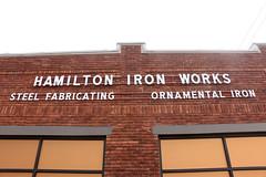 6 (Goshen, Indiana) Tags: iron hamilton metalwork ironwork metalworking goshen ironworking goshenindiana hamiltonironworks hamiltoniron