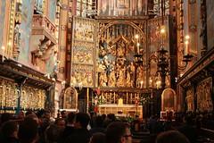 Catedrala din Cracovia Sfânta Fecioară Maria (4)