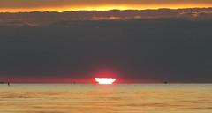 IMG_0048x (gzammarchi) Tags: italia mare nuvola alba natura sole paesaggio ravenna lidodidante