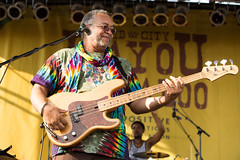 Bayou Boogaloo 2016 - George Porter, Jr & the Runnin' Pardners