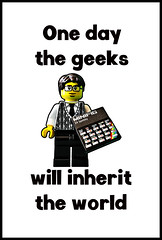 One day the geeks will inherit the world... (tim constable) Tags: computer glasses technology lego personal laptop domination artificial it geeks nerds computing tanktop specs siliconvalley hacker lonely minifig uncool mensa invasion ai intellectuals pullover consume zxspectrum scientist global takeover intelligent theworld minifigure unfashionable mutiny mathematician inherit brainy swots riseup technologists statistician nottrendy timconstable