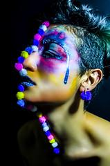 type II style 05 (Jef Harris) Tags: portrait fashion lights hands colorful shadows ottawa homestudio nikond7000
