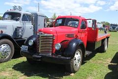 IMG_2831 (RyanP77) Tags: show california b white truck log model shiny trucker international chevy chrome r pete logger gmc peerless kw peterbilt ih kenworth cabover bullnose fruehauf
