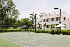 Tennis Court (La Residence Hue Hotel & Spa - MGallery by Sofitel) Tags: vietnam tennis tenniscourt luxuryhotels huecity stayfit laresidencehotelspa hueluxuryhotel mgallerybysofitel