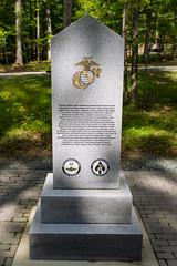 Marine Corps Museum '14 (R24KBerg Photos) Tags: statue usmc museum canon virginia military marines marinecorps semperfi quantico 2014 nationalmuseumofthemarinecorps