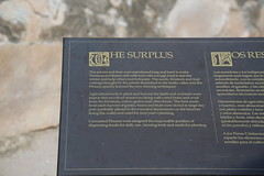 0U1A6682 Tumacacori NHP (colinLmiller) Tags: arizona sign nps nationalparkservice spanishmission doi 2016 nhp interpretivesign unitedstatesdepartmentoftheinterior tumacacorinationalhistoricalpark