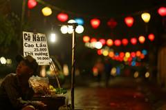 Night seller (Adrien Marc) Tags: street light boy night vietnam seller hian