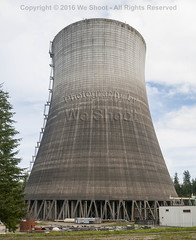 Cooling Tower And Construction Materials (weeviltwin) Tags: chimney plant tower concrete support tank power cone towers nuclear electricity tanks conical cooling weshootcom