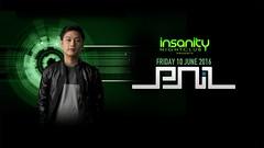 06-10-16 Insanity Nightclub Bangkok Presents Jenil (clubbingthailand) Tags: party house club thailand dj bangkok thai insanity edm trance jenil httpclubbingthailandcom