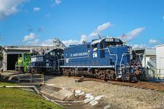 edit-8047 (Travel By Train) Tags: railroad st train georgia marys emd sw1500 sw1200 gp16