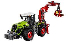 LEGO Technic 42054 (hello_bricks) Tags: lego technic legotechnic 42054 42053 42055