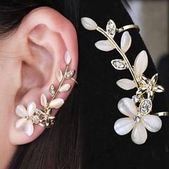 ต่างหูคลิป แบบหนีบรูปดอกไม้แฟชั่นเกาหลีสวยไม่ต้องเจาะหู Clip Ear Cuff นำเข้า - พร้อมส่งW751 ราคา250บาท LINE User ID : @lotusnoss และ lotusnoss.com โทรสั่งของกับ พี่โน๊ต/พี่เจี๊ยบ : 083-1797221 และ 086-3320788 เข้าชมและสั่งซื้อสินค้าได้ที่ : http://www.lot