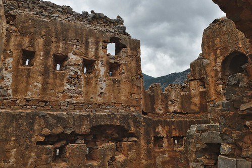 Fort of Agia Roumelli