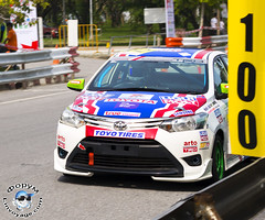 XOKA5988ins (www.linvoyage.com) Tags: car sport race racecar fun thailand day outdoor fast toyota vehicle autoracing phuket fest corolla furious vios yaris altis trd hilux