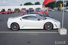 Ferrari F430 Scuderia  - 20160605 (0272) (laurent lhermet) Tags: sport ferrari collection et ferrarif430 levigeant valdevienne sportetcollection ferrarif430scuderia circuitduvaldevienne sel1650 sonya6000 sonyilce6000